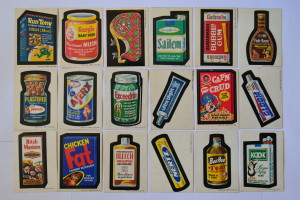 wacky packages #2 007